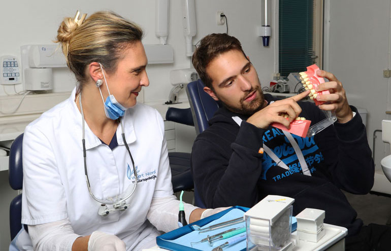 Groningen-tandarts